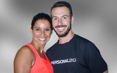 Como é que um casal pode manter a prática de exercício físico regular sem descurar dos compromissos familiares/profissionais