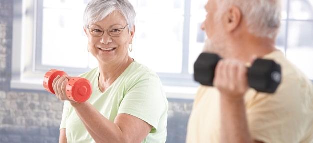 A importância do Treino da Força no Envelhecimento